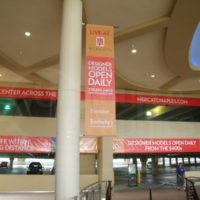 Mercato -Garage/Pole Banner