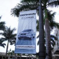 Mercato -Pole Banner