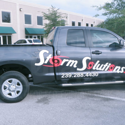 Storm Solutions (2010 Toyota Tundra)