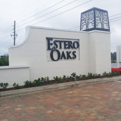 ESTERO OAKS THREE OAKS PARKWAY